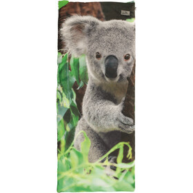 Easy Camp Image Sleeping Bag Kids cuddly koala